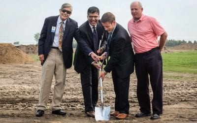 $13 million Bay County senior living facility to open in spring 2016 after groundbreaking