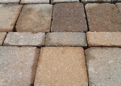 3 Piece Pavers