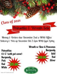 Support the Class of 2021